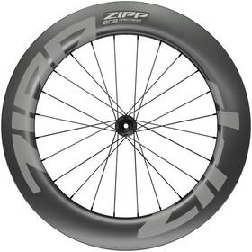"Zipp 808 Firecrest Front Wheel 28"" 12x100mm Carbon Disc CL Tubeless black"
